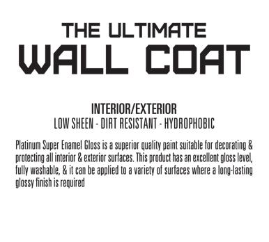 Wall Coat